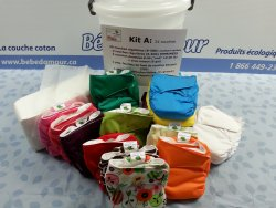 Kit - 24 diapers